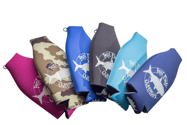 Reel Fishy Outfitters Bottle Koozies