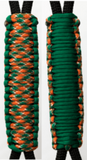 Kelly Green & Celtic C019C064 - Paracord Handmade Handles for Stainless Steel Tumblers - Made in USA!
