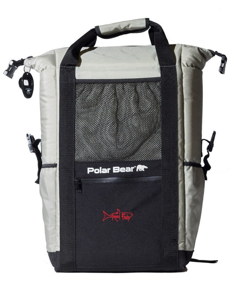 Backpack Cooler - Silver