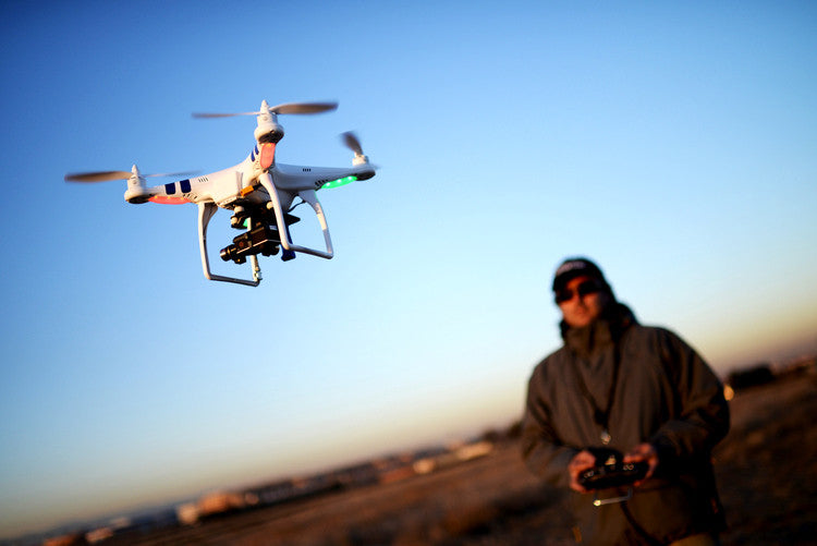 Commercial Drone Market Soars as Consumer Market Wanes