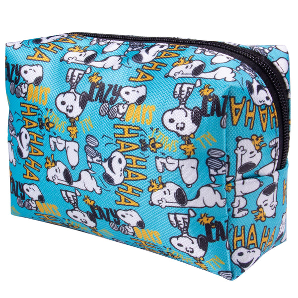 Peanuts Estuche Multifuncional Snoopy And Woodstock