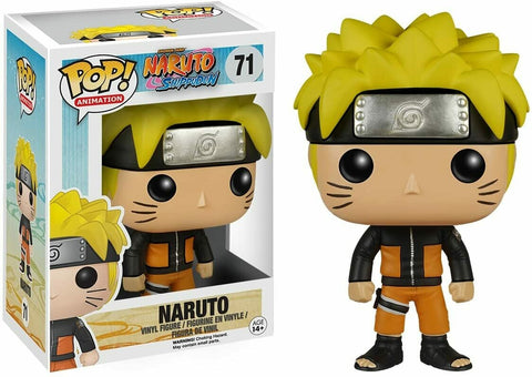 Funko POP! Animation Naruto Shippuden Naruto 71