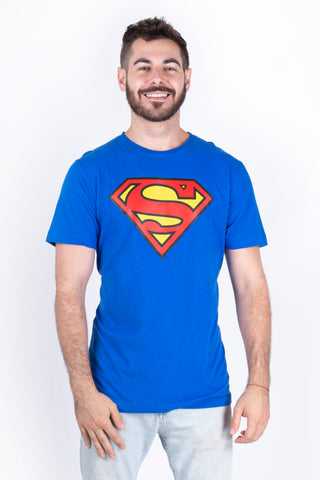 Playera Basic Superman