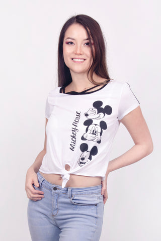 Blusa Mickey ops