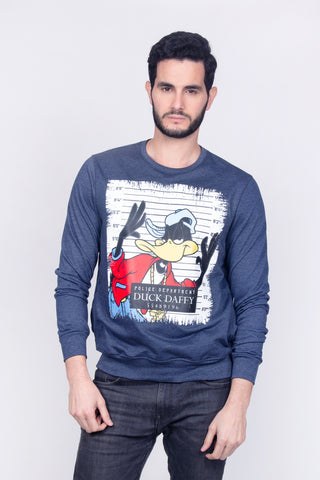 Looney Tunes Sudadera de Duck Daffy