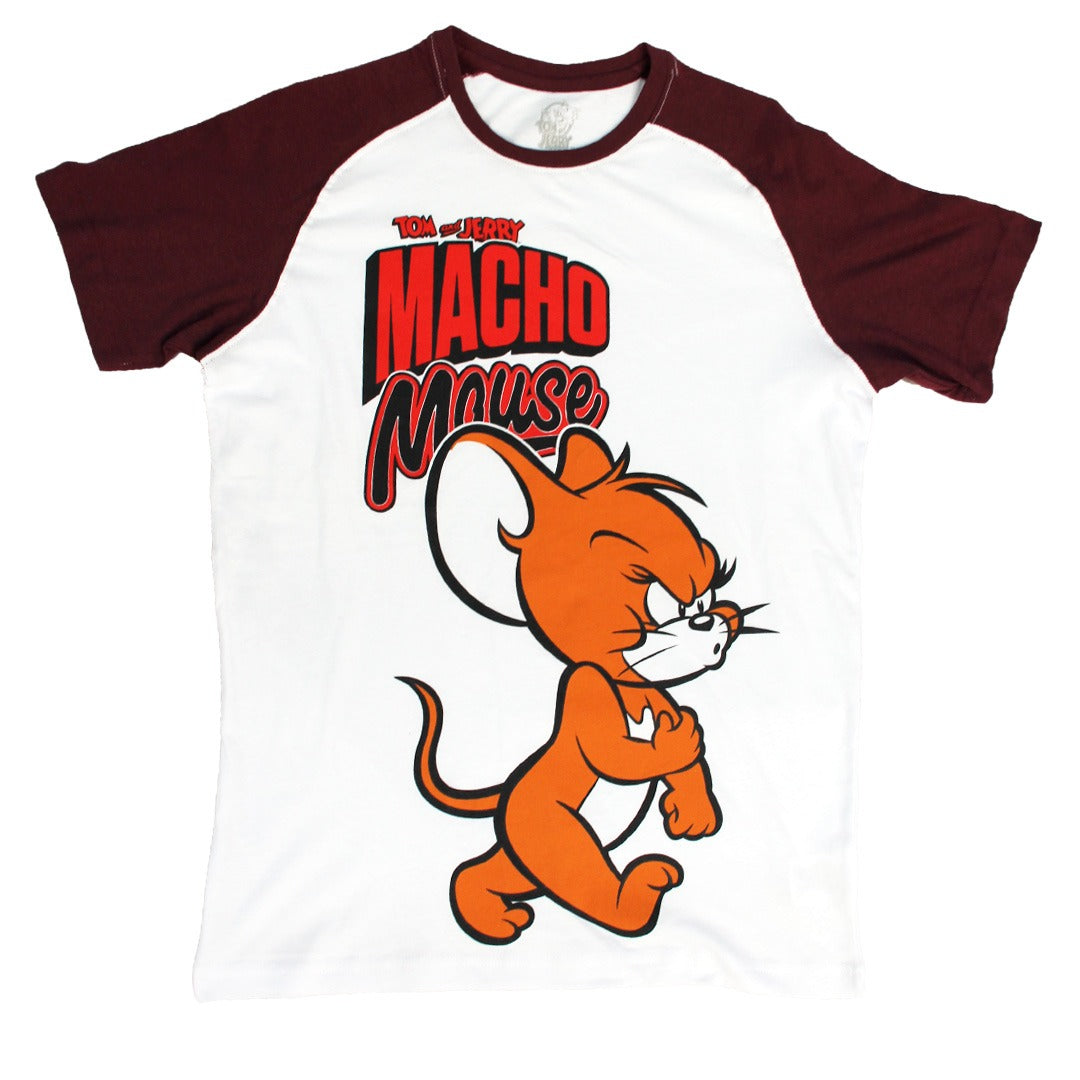 Playera Macho Mouse