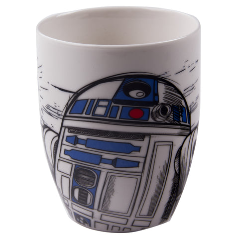 Star Wars taza R2-D2