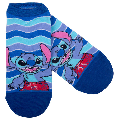 Disney Calcetines Stitch Azul