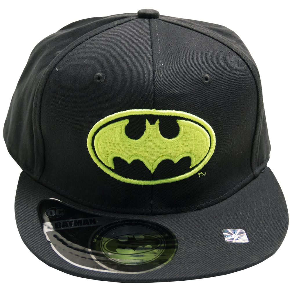 BATMAN LOGO FLUORESCENT