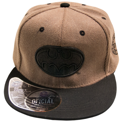 BATMAN LOGO BROWN