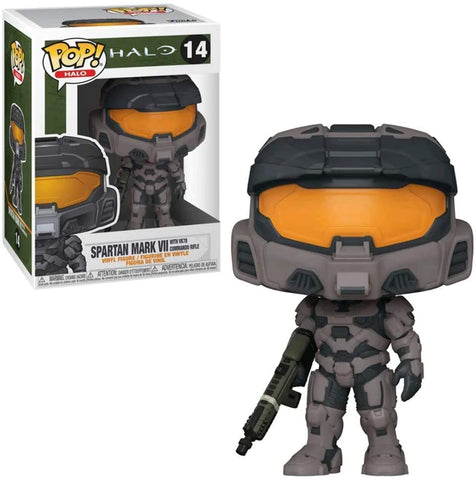Funko POP! Halo Spartan Mark VII 14