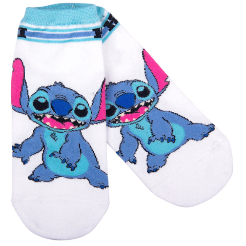 Disney Calcetines Stitch Blanco