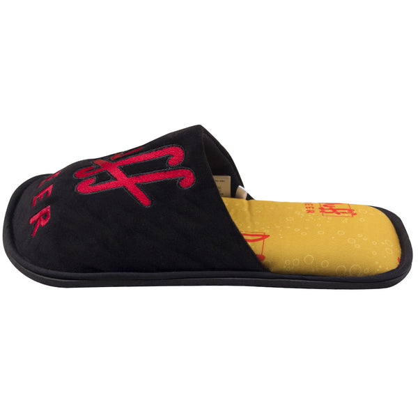 The simpsons Pantuflas Homero Simpson Duff Beer