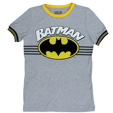 Blusa Batman Stripes
