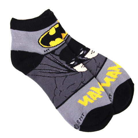DC Comics Calcetines Batman Oxford- Negro