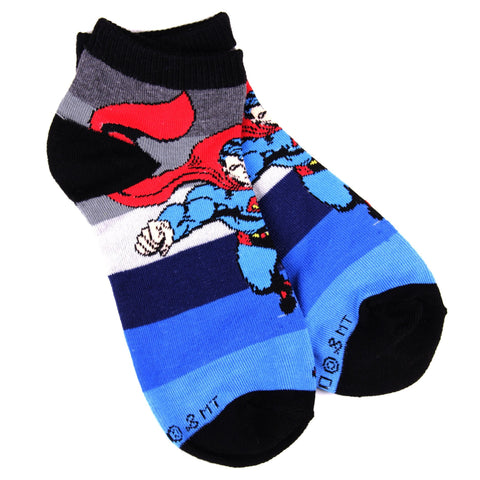 DC Comics Calcetines Superman Punch Colores