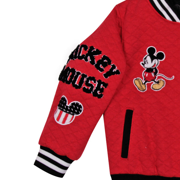 Chamarra Mickey Mouse Niño