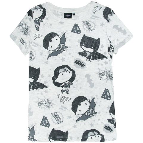 Blusa Super Friends