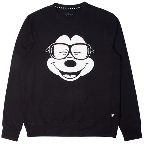 Sudadera Mickey glasses