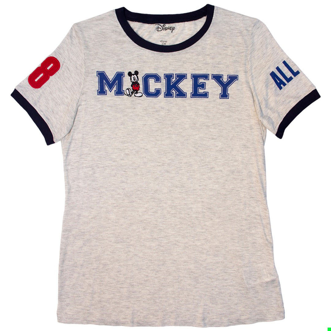 Playera Mickey all star