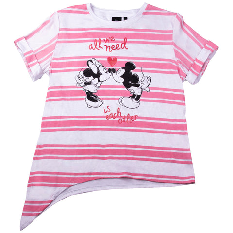 Disney Playera Mickey & Minnie