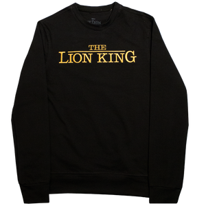 PULLOVER MAN THE LION KING