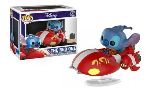 Funko POP! The Red One 35