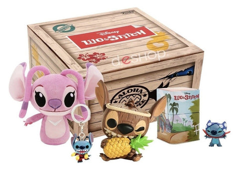 Funko Pop Disney Treasure Lilo & Stitch
