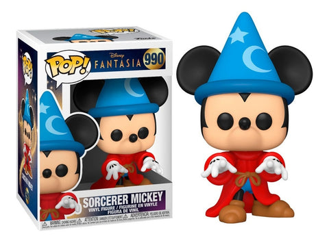Funko POP! Sorcerer Mickey 990
