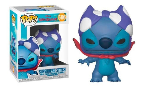 Funko POP! Superhero Stitch 506