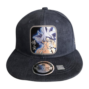 Gorra Dragon Ball Mezclilla
