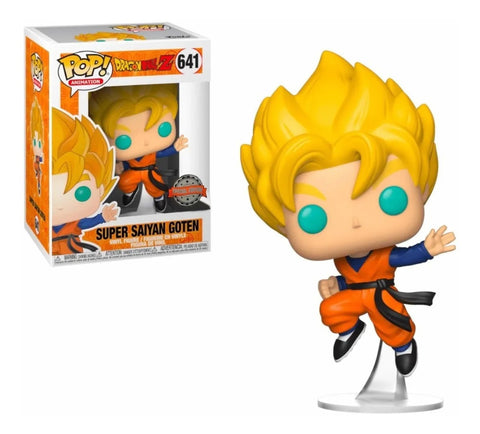 Funko POP! Animation Dragon Ball Z Super Saiyan Goten 641