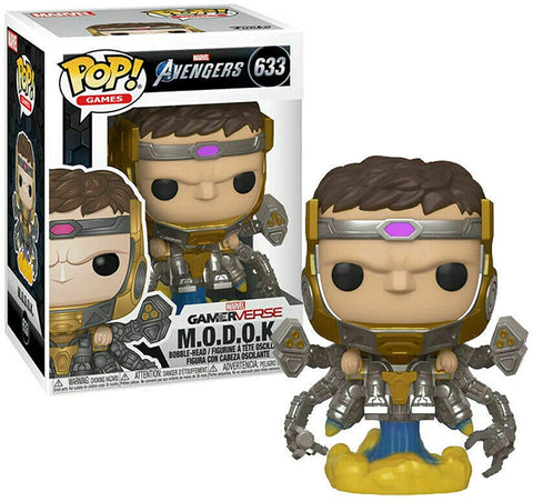 Funko POP! Games Marvel Avengers M.O.D.O.K. 633