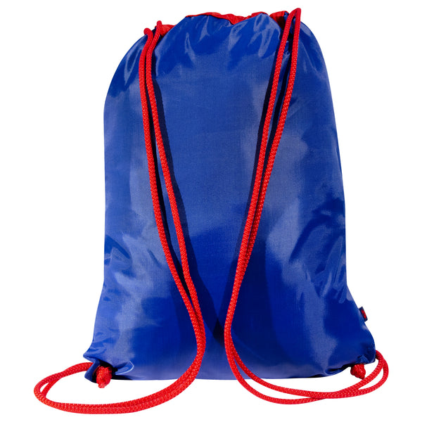 DC Comics Morral Basic Superman Logo color Azul