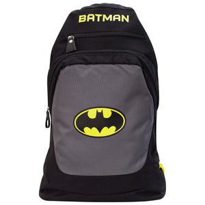 DC Comics Morral Premium de Batman color Negro
