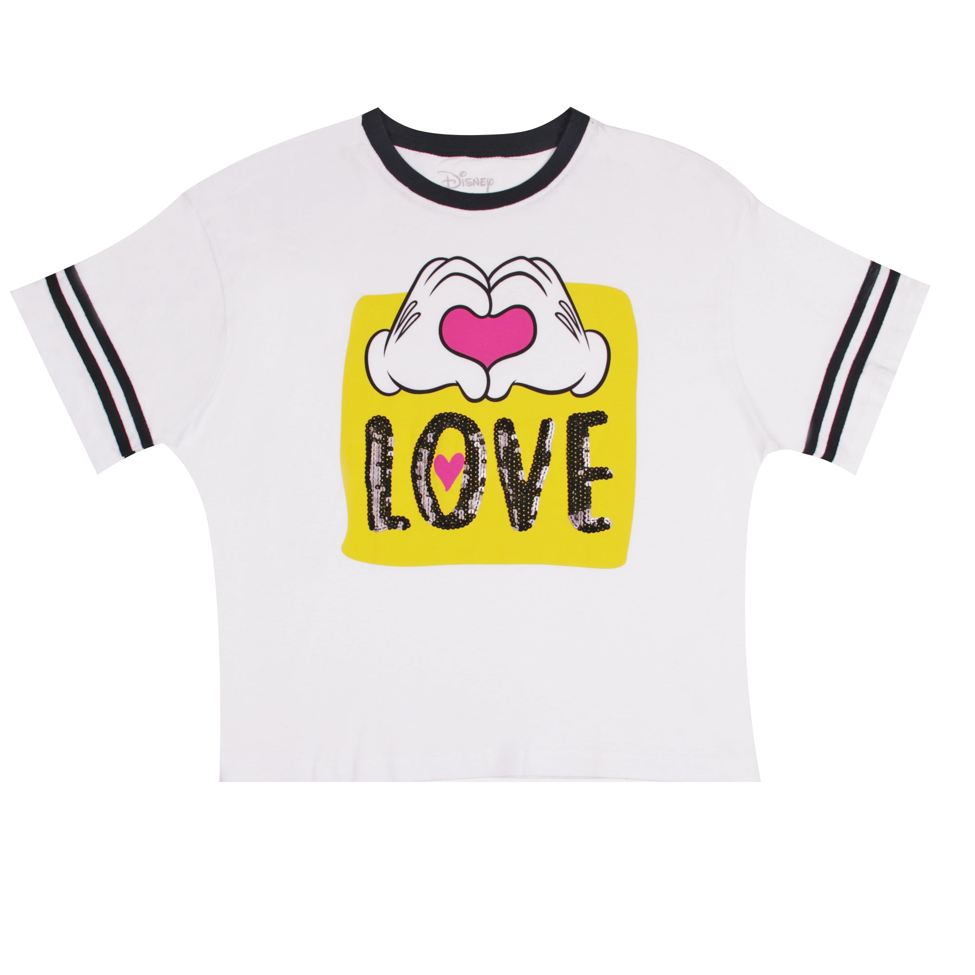 Playera Minnie Love