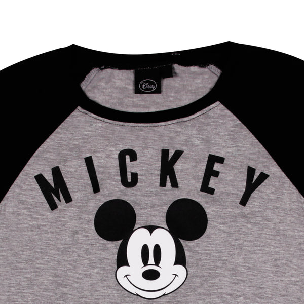 Blusa Mickey Mouse Jaspe