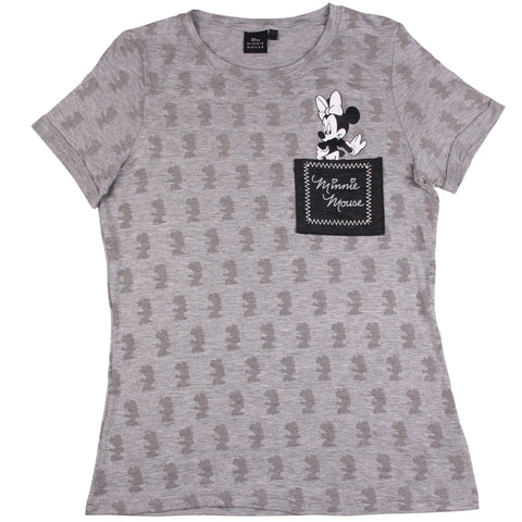 Blusa Minnie Mouse Full Print