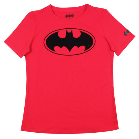 Blusa Batman Flock Red