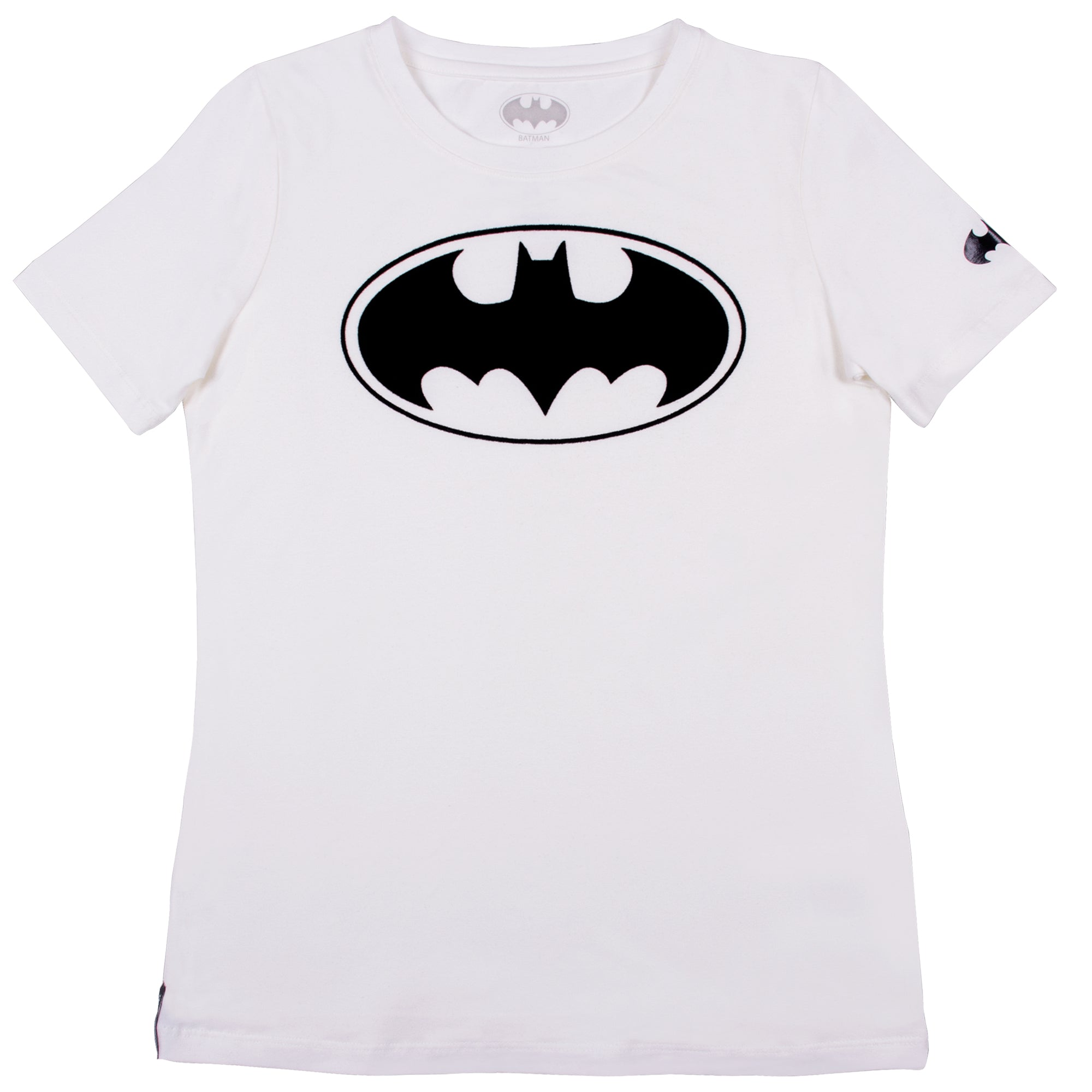 Blusa Batman Flock White