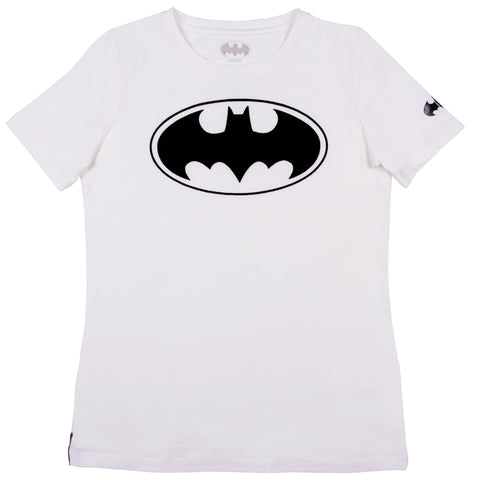 Blusa Batman Flock Bone