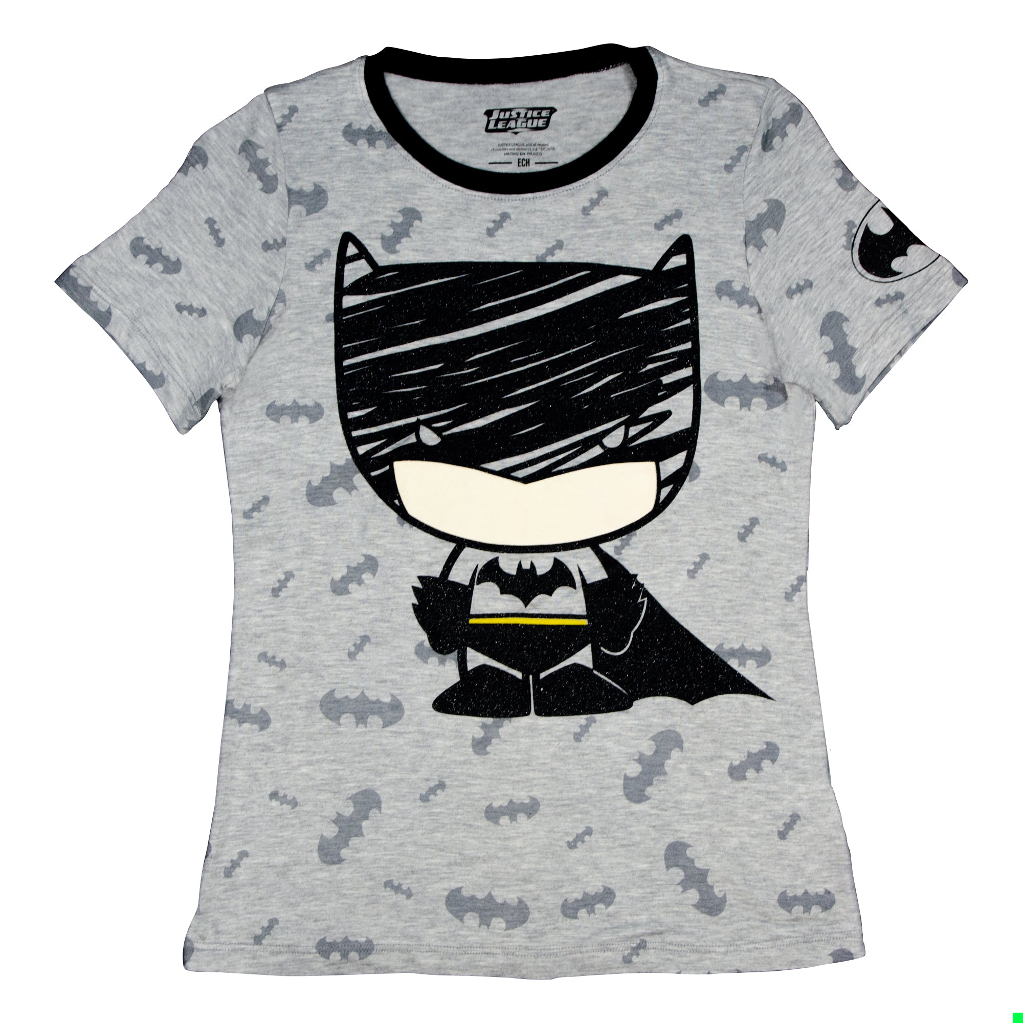 Playera Batman Chibi Full