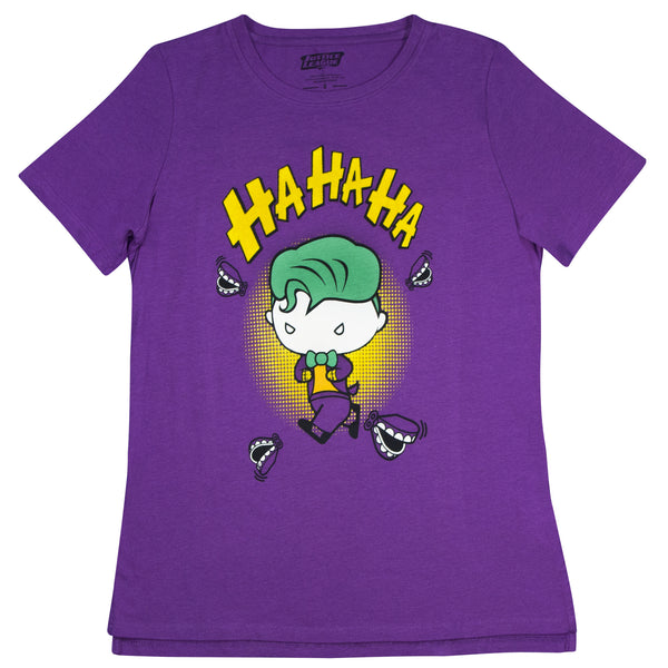 Playera Joker Ha Ha Ha!