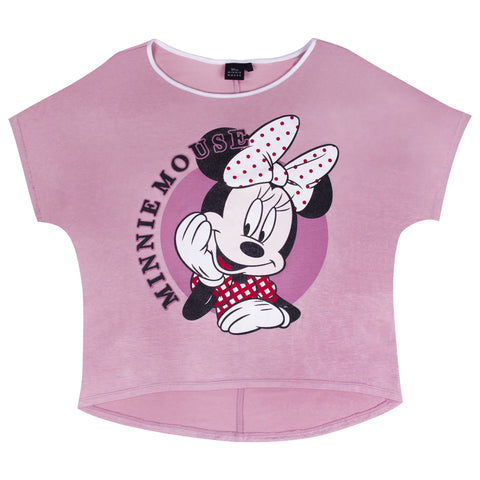 Blusa Minnie in Love