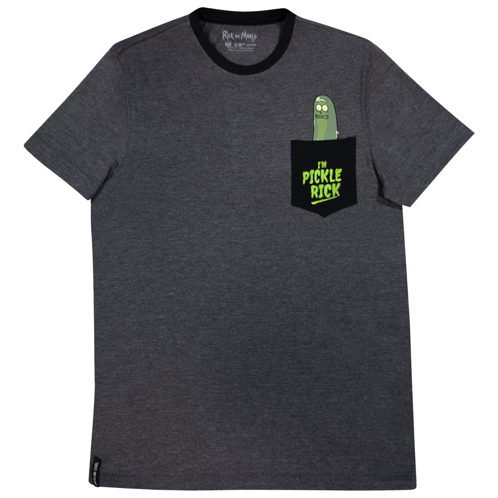 Playera Rick & Morty -Pickle Rick