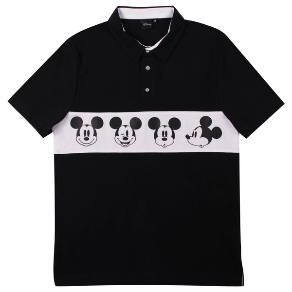 Playera Polo Mickey Mouse