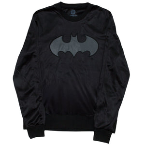 SUDADERA BATMAN ALL BLACK
