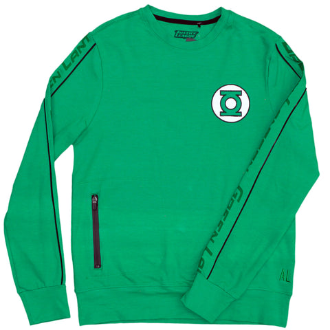 SUDADERA GREEN LANTERN BORDADO