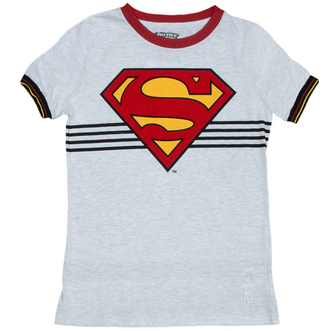 Blusa Superman Stripes