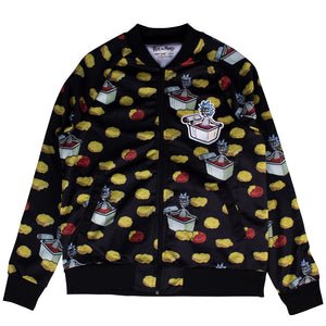 Rick and Morty Bomber Jacket de Rick